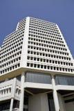 ουρανοξύστης γραφείων στοκ εικόνες