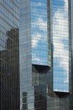 Ουρανοξύστης γυαλιού στο Τορόντο Στοκ Φωτογραφίες