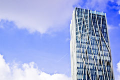 ουρανοξύστης επιχειρησ Στοκ φωτογραφίες με δικαίωμα ελεύθερης χρήσης