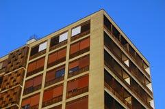 ουρανοξύστης Ζάγκρεμπ πολυόροφων κτιρίων Στοκ εικόνες με δικαίωμα ελεύθερης χρήσης