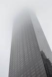 Ουρανοξύστης πόλεων της Νέας Υόρκης Στοκ Φωτογραφία