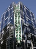 Ουρανοξύστης στο Κάλγκαρι στοκ εικόνα