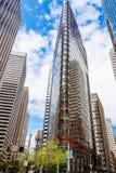 Ουρανοξύστης στο franisco SAN στοκ εικόνες