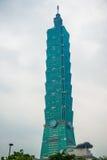 101 ουρανοξύστης Ταιπέι Στοκ Εικόνες