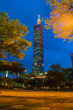101 ουρανοξύστης Ταιπέι Στοκ φωτογραφία με δικαίωμα ελεύθερης χρήσης