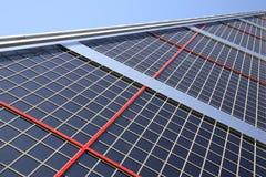 ουρανοξύστης της Μαδρίτη&si Στοκ Εικόνες