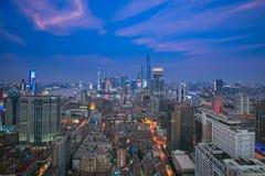 Ουρανοξύστης της Σαγκάη Στοκ φωτογραφία με δικαίωμα ελεύθερης χρήσης