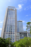 Ουρανοξύστης της Ταϊπέι Στοκ φωτογραφία με δικαίωμα ελεύθερης χρήσης