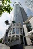 ουρανοξύστης της Φρανκφούρτης Στοκ φωτογραφίες με δικαίωμα ελεύθερης χρήσης