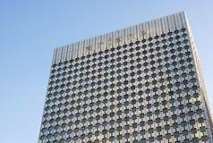 Ουρανοξύστης της Ariane γύρου στην υπεράσπιση Λα Στοκ φωτογραφία με δικαίωμα ελεύθερης χρήσης