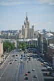 Ουρανοξύστης του Στάλιν στη Μόσχα Στοκ φωτογραφίες με δικαίωμα ελεύθερης χρήσης