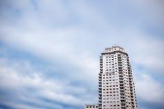 Ουρανοξύστης Plaza de España στη Μαδρίτη Στοκ εικόνα με δικαίωμα ελεύθερης χρήσης