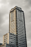 Ουρανοξύστης Plaza de España στη Μαδρίτη Στοκ εικόνες με δικαίωμα ελεύθερης χρήσης