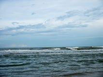Ουρανός άμμου θάλασσας Στοκ Εικόνες