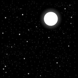 ουρανός έναστρος ελεύθερη απεικόνιση δικαιώματος