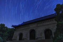 ουρανός έναστρος