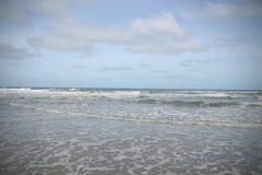 ουρανός ακτών στοκ εικόνες