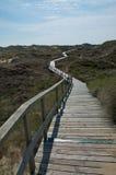 ουρανός αμμόλοφων Στοκ φωτογραφία με δικαίωμα ελεύθερης χρήσης