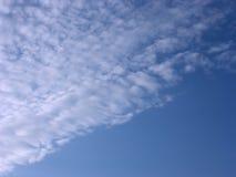 ουρανός ανασκόπησης Στοκ Φωτογραφία