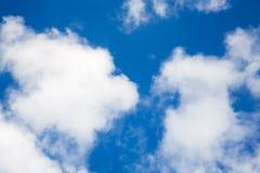 ουρανός ανασκόπησης Στοκ Εικόνες