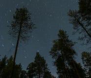 Ουρανός αστεριών Στοκ φωτογραφία με δικαίωμα ελεύθερης χρήσης