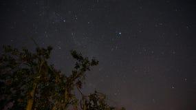 Ουρανός αστεριών Στοκ Εικόνα