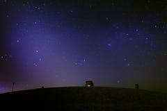 Ουρανός αυτοκινήτων στοκ εικόνα
