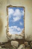 ουρανός δωματίων Στοκ Φωτογραφία