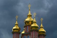 ουρανός εκκλησιών Στοκ Φωτογραφίες