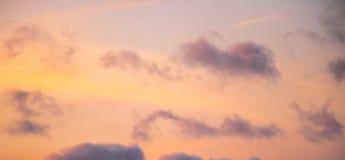 Ουρανός, ηλιοβασίλεμα, σύννεφο στοκ εικόνα με δικαίωμα ελεύθερης χρήσης