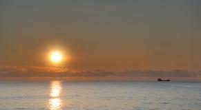 ουρανός θάλασσας Στοκ Εικόνες