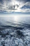 ουρανός θάλασσας στοκ εικόνα με δικαίωμα ελεύθερης χρήσης