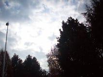 Ουρανός θηλυκών χοίρων Στοκ φωτογραφία με δικαίωμα ελεύθερης χρήσης