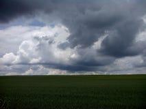 ουρανός θυελλώδης Στοκ φωτογραφία με δικαίωμα ελεύθερης χρήσης