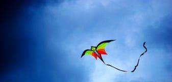 ουρανός ικτίνων Στοκ φωτογραφία με δικαίωμα ελεύθερης χρήσης