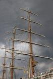 ουρανός ιστών Στοκ φωτογραφία με δικαίωμα ελεύθερης χρήσης