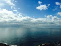 Ουρανός και θάλασσα Στοκ φωτογραφία με δικαίωμα ελεύθερης χρήσης