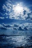 Ουρανός και σύννεφα Στοκ Εικόνες