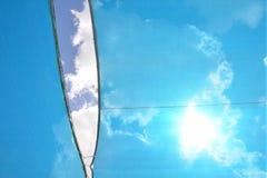 Ουρανός και σύννεφα Στοκ φωτογραφία με δικαίωμα ελεύθερης χρήσης