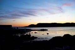 ουρανός κορδελλών Στοκ Φωτογραφία