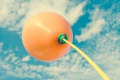 ουρανός μπαλονιών Στοκ φωτογραφία με δικαίωμα ελεύθερης χρήσης