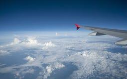 ουρανός μυγών Στοκ εικόνα με δικαίωμα ελεύθερης χρήσης