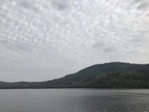 Ουρανός νερού στοκ φωτογραφία με δικαίωμα ελεύθερης χρήσης