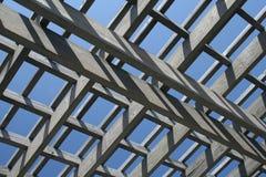 ουρανός ξύλινος Στοκ Φωτογραφίες