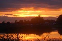ουρανός ομορφιάς Στοκ εικόνες με δικαίωμα ελεύθερης χρήσης