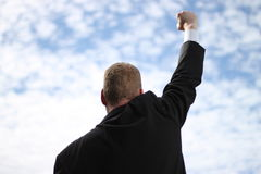 ουρανός ορίου Στοκ φωτογραφίες με δικαίωμα ελεύθερης χρήσης