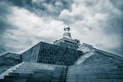 ουρανός προσώπου Στοκ Φωτογραφίες