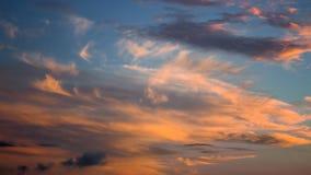 Ουρανός πρωινού Στοκ Φωτογραφία