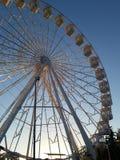 Ουρανός ροδών Ferris Στοκ φωτογραφία με δικαίωμα ελεύθερης χρήσης