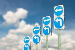 ουρανός σημαδιών ετικετών σύννεφων Στοκ εικόνα με δικαίωμα ελεύθερης χρήσης